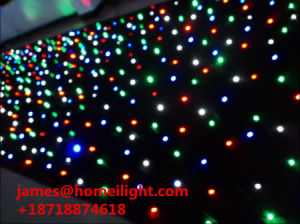 Disco Decoration Light RGBW LED Star Curtain pictures & photos