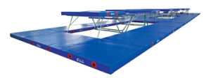 Landing Mats for Competition Trampoline