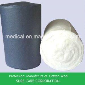 Medical 100% Absorbent Cotton Wool Roll for 50-1000g (SC-JHYC002) pictures & photos