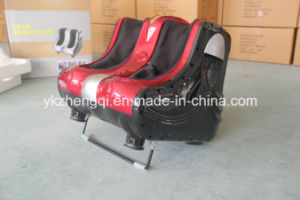 Leg Beautician Shiatsu Kneading Rolling Vibration Heating Foot Calf Massager pictures & photos