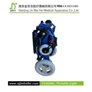 Foldable Light Power Wheelchair for The Elderly and Disabled People pictures & photos