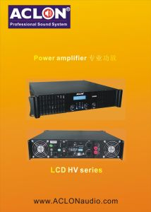 High Quality LCD Power Amplifier (HV2800) pictures & photos