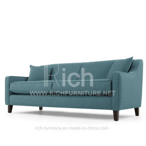 Living Room Simple Design Modern Sofa (3 seater) pictures & photos