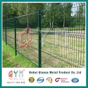 Cheap Welded Mesh Fence/ Wire Fence From Panrui Manufacturer pictures & photos