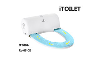 Smart Sanitary Ware Smart Hygenic Toilet Seat for Public Washroom