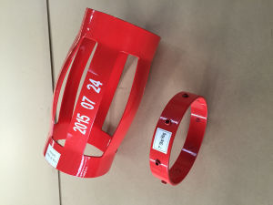 API 10d Slip on One Piece Bow Spring Centralizer for Oilfield pictures & photos
