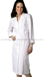 Custom Medical Uniform for Doctor (MU05) pictures & photos