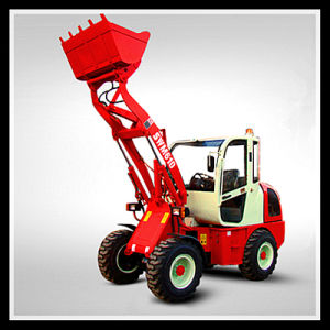 1t Zl10A Mini Wheel Loader with CE (ZL10A) pictures & photos