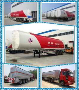 Good Quality Oil Tanker Truck for Ethiopia pictures & photos