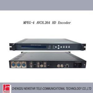 HD H 264 MPEG4 Encoder (SD3001E-H)