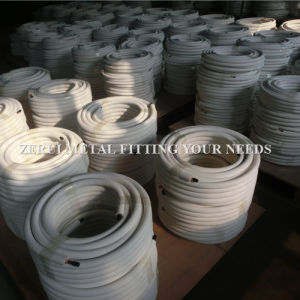 Flame Retardant Insulated Copper Pipe for Ductless Air Conditioner pictures & photos