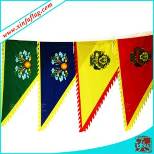 High Quality Custom Design String Flags pictures & photos