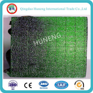 6-7mm Clear Wired Patterned Glass with ISO/Ce pictures & photos