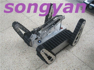 Robotic Rubber Crawler Track pictures & photos