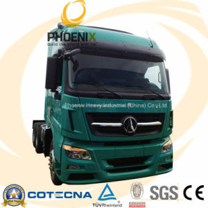 420HP Beiben Truck Tractor Head 6X4 V3 Mercedes-Benz Technology pictures & photos