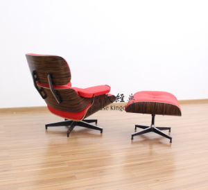 Charles Eames Lounge Chair and Ottoman (9021) pictures & photos