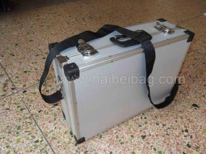Aluminum Case with Dividers (HBAL-3) pictures & photos