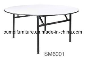 Round Restaurant Banquet Table (SM6001)