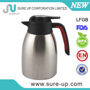 New Design Double Wall Stainless Steel Thermos Vacuum Flask Coffee Pot pictures & photos