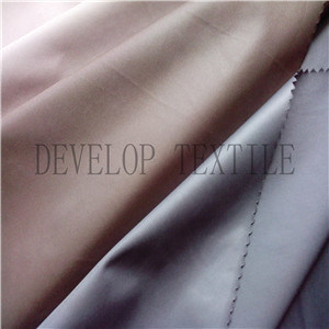Polyester Pongee Fabric for Cloth Fabric (PPT200)
