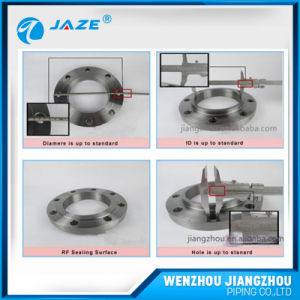 JIS 10k Standard Raised Face Slip on Flange pictures & photos