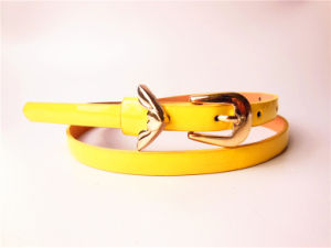 2016 Latest Fashion Women Popular PU Belt (JBpu201402)