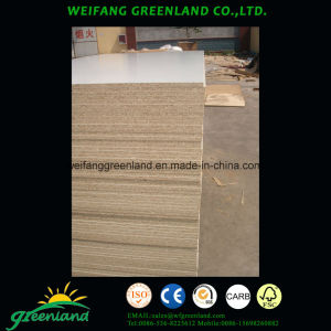 18mm Matt Finish Laminated Chipboard with Wood Grains pictures & photos