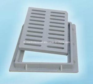 En124 C250 Good Quality Gully Grating Manhole Cover