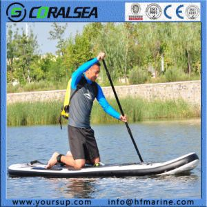 """Inflatable Surf Board Stand up Paddle Surf with High Quality (Magic (BW) 10′6"""") pictures & photos"""