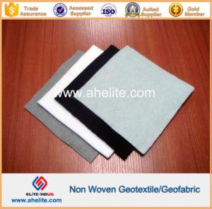 Black White Grey Color Pet PP Woven Nonwoven Geotextile pictures & photos