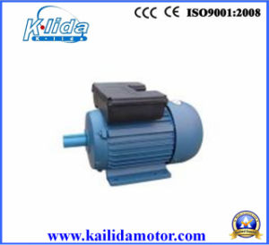 Yl Series Electric Motor Single Phase Electric Motor 220V pictures & photos