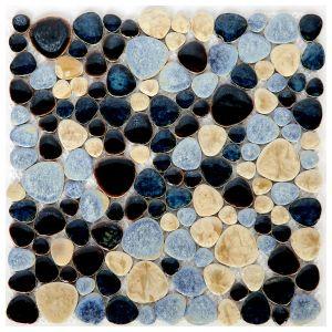 Demax Cheap Porcelain Mosaic Tile for Kitchen pictures & photos