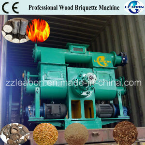 Factory Used Biomass Wood Sawdust Briquette Press Machine pictures & photos
