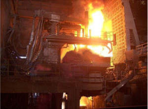 5 Tons Electric Arc Furnace From 9# pictures & photos