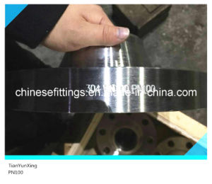 F304 Pn100 Stainless Steel Forged Welding Neck Flange pictures & photos