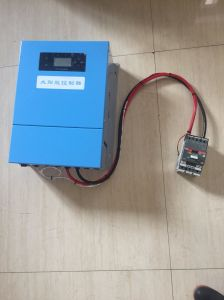 120V Battery Voltage DC to DC Power Charge Controller pictures & photos