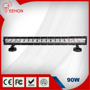 Teehon High Quality 30′′ 8100lm 90W LED Light Bar Auto Green Truck LED Lights for Sale pictures & photos