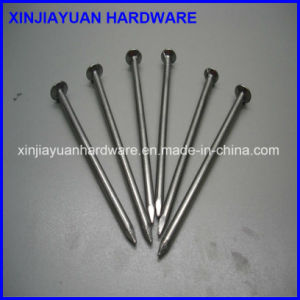 Bright Smooth Shank Round Head Common Nail 1-1/4′′-6′′ pictures & photos
