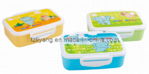 Heating Foil for Plastic Lunch Box pictures & photos