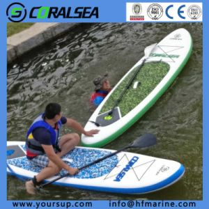 "EVA and PVC Paddle Surf (camo 10′6"") pictures & photos"
