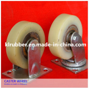 5 Inch Heavy Duty Swivel Nylon Industrial Caster Trolley Caster pictures & photos