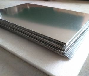 High Purity Moly Sheet, Mo Plate for Sapphire Crystal Growth pictures & photos