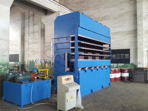 2014 Hot Sales Precure Tread Vulcanizing Press / Tyre Tread Making Machine pictures & photos