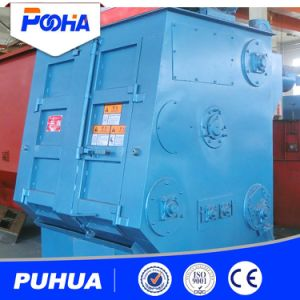 Tumble Belt Shot Blasting Cleaning Machine with Dust Collector pictures & photos