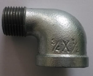 BS Threads Malleable Iron Pipe Fittings pictures & photos