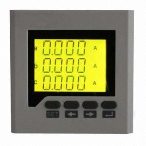 Digital AC Ammeter with LCD Display pictures & photos