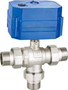 F X M Cw617n Electric Brass Ball Valve (a. 0196) pictures & photos
