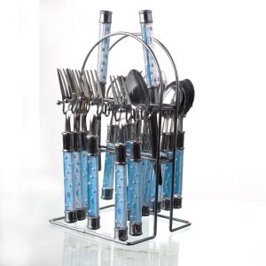 24 PCS Set Stainless Steel Cutlery pictures & photos