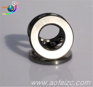 Vertical shaft single way thrust ball bearings 51205 pictures & photos