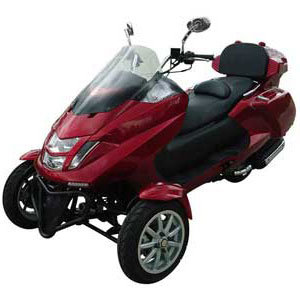 New Reverse Three Wheelers Motorcycle Factory Tricycles 300cc (300zk-A) pictures & photos